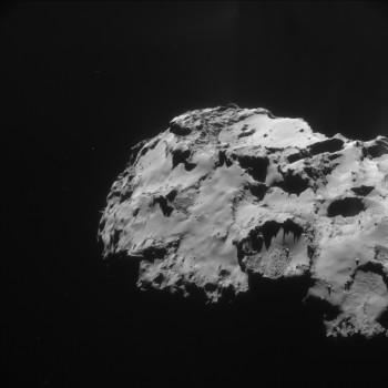 ESA_Rosetta_NavCam_20150203A