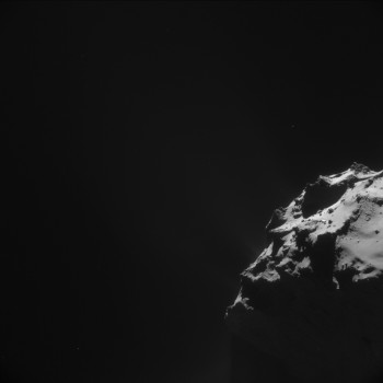 ESA_Rosetta_NavCam_20150203B