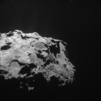 ESA_Rosetta_NavCam_20150203D