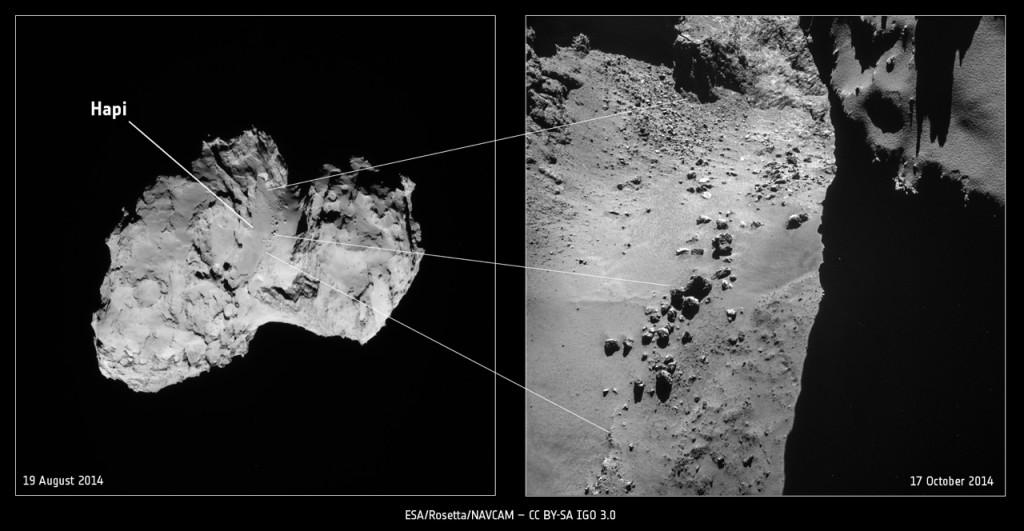 ESA_Rosetta_NAVCAM_20141017_Context_20140819