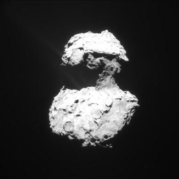 ESA_Rosetta_NAVCAM_20150225