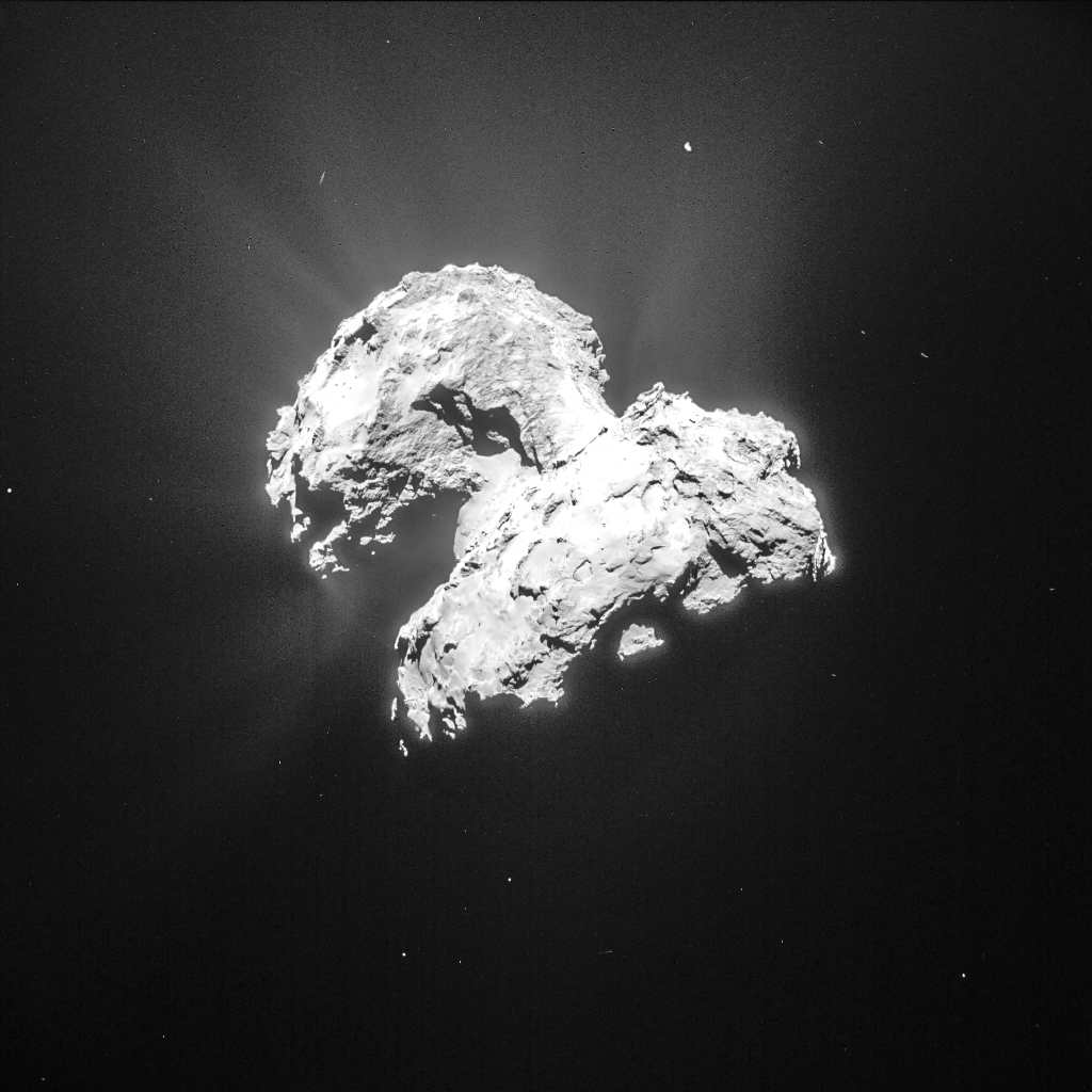 ESA_Rosetta_NAVCAM_20150226_LR