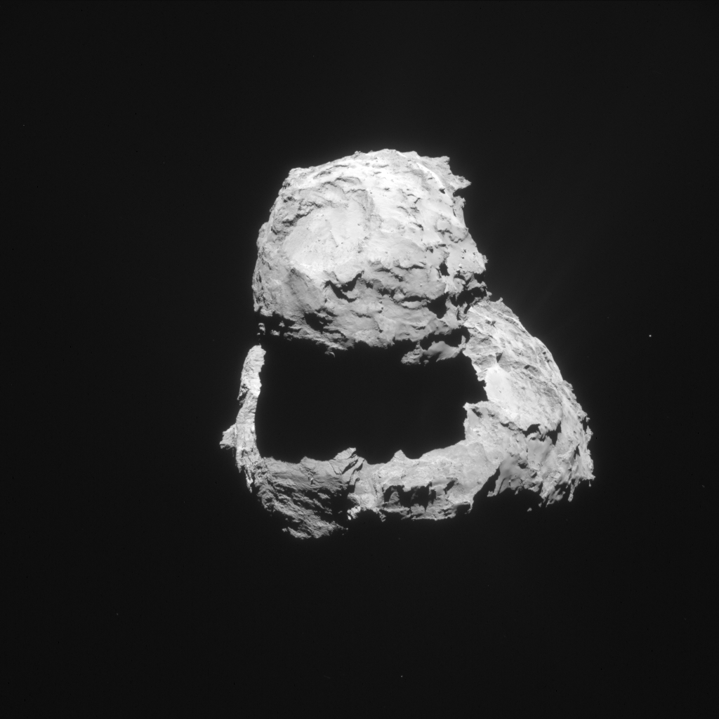 ESA_Rosetta_NAVCAM_20150318