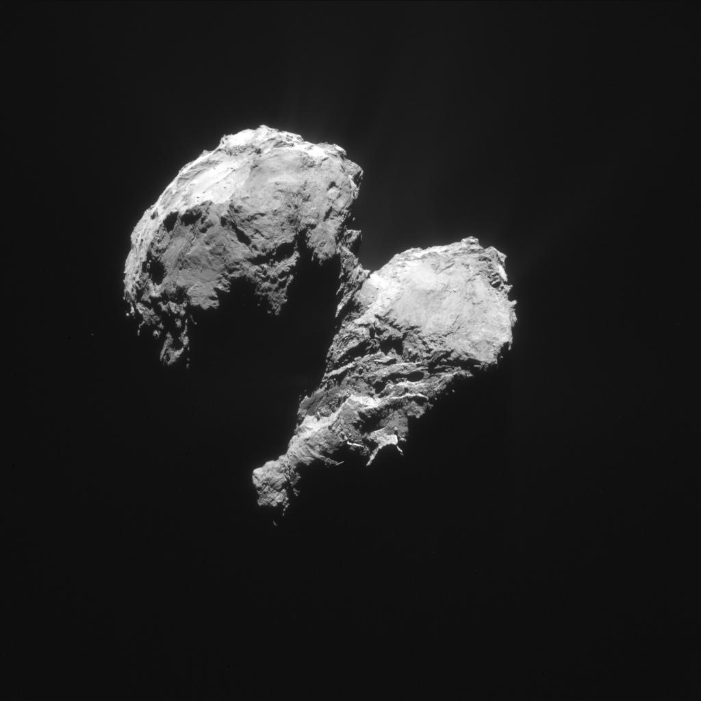 ESA_Rosetta_NAVCAM_20150322