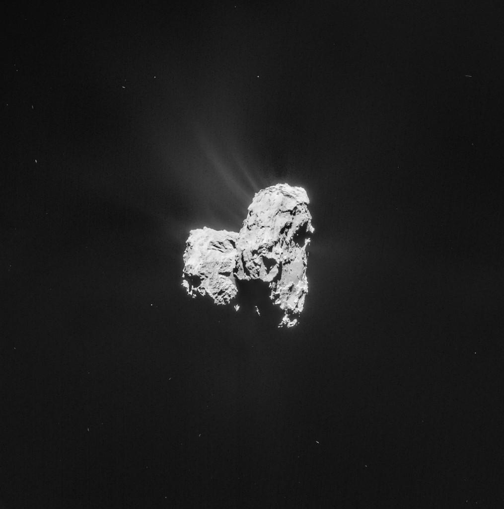 ESA_Rosetta_NavCam_20150226_Mosaic