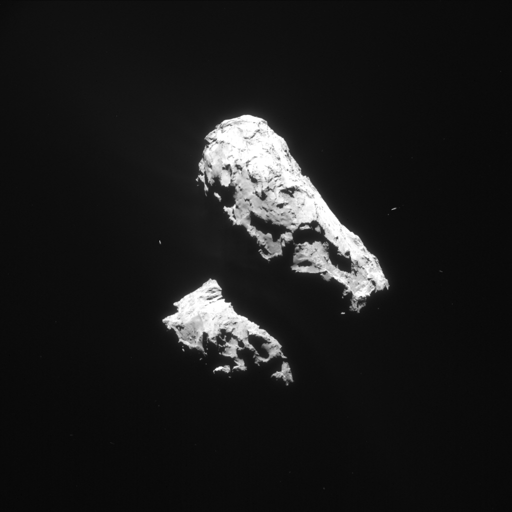 ESA_Rosetta_NavCam_20150228