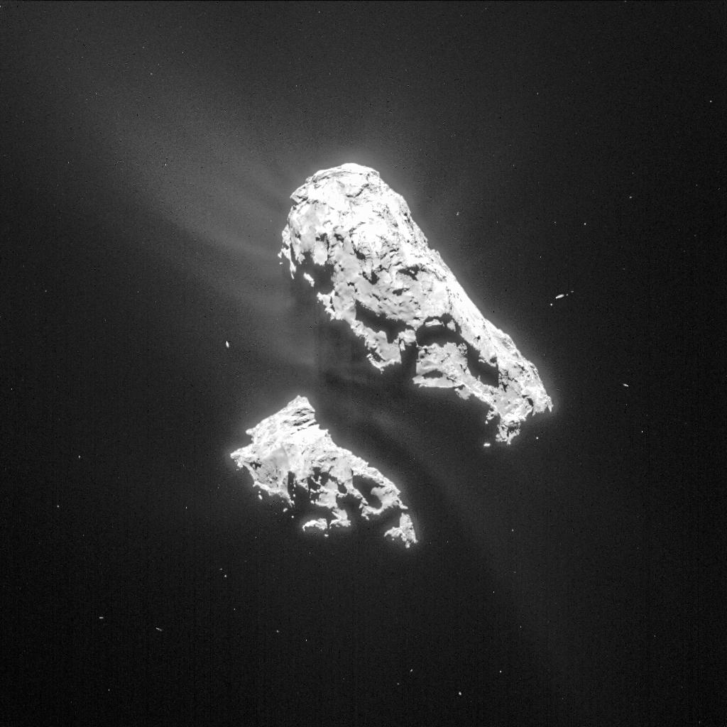 ESA_Rosetta_NavCam_20150228_LR