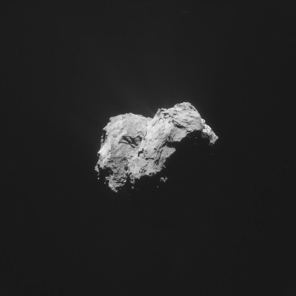 ESA_Rosetta_NAVCAM_20150418