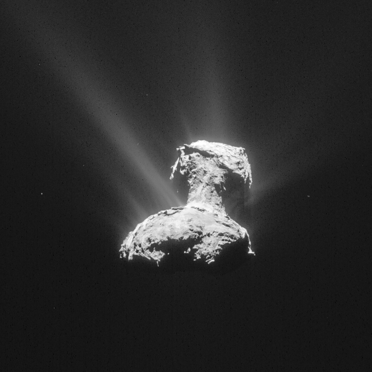 ESA_Rosetta_NavCam_20150415_LR