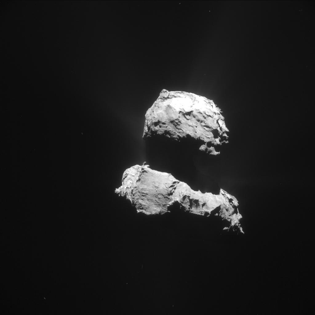 ESA_Rosetta_NAVCAM_20150426