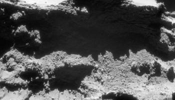 ESA_Rosetta_NavCam_20141027_LR