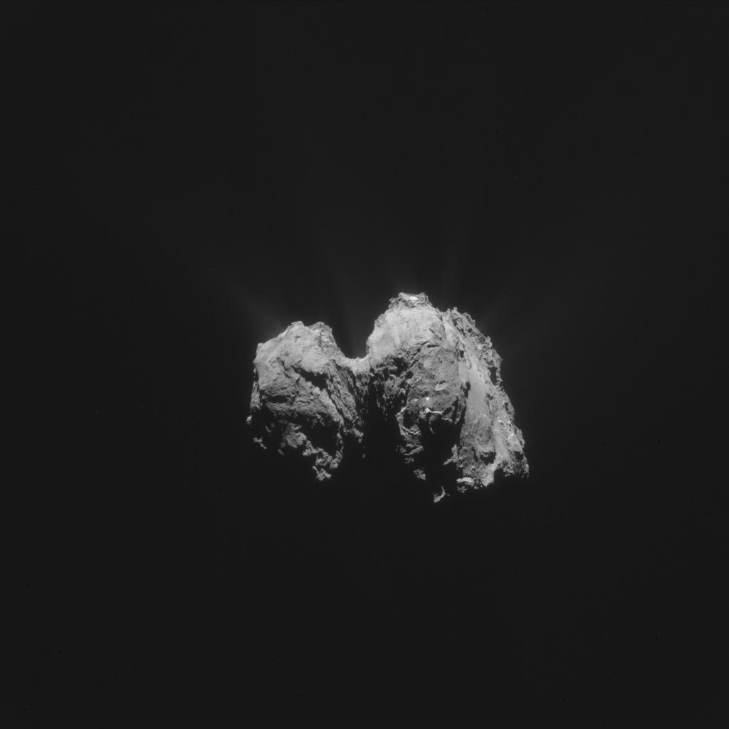 ESA_Rosetta_NavCam_20150503