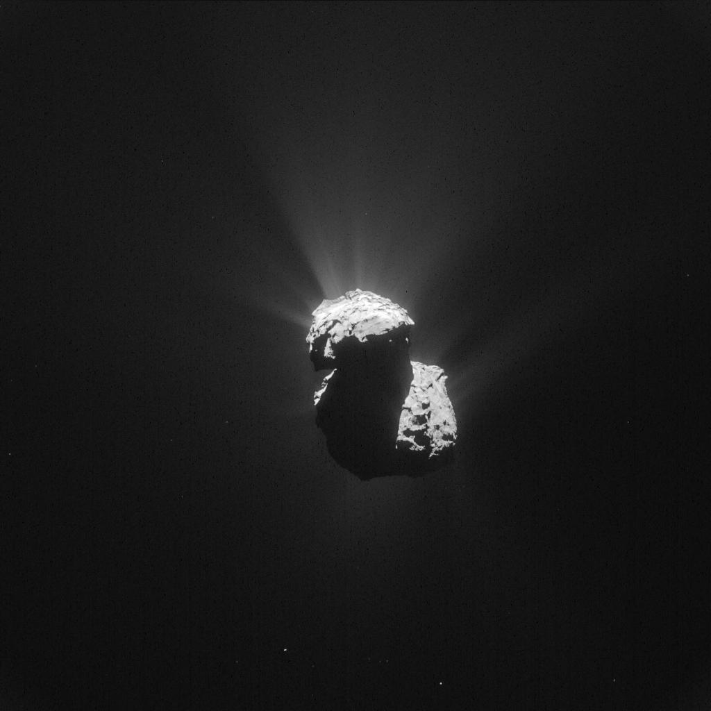 ESA_Rosetta_NavCam_20150614_LR
