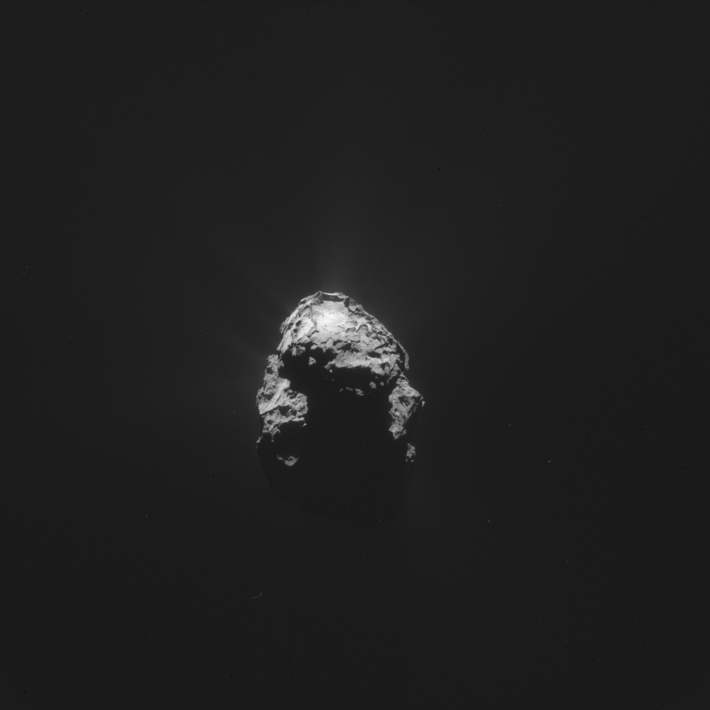 ESA_Rosetta_NAVCAM_20150625
