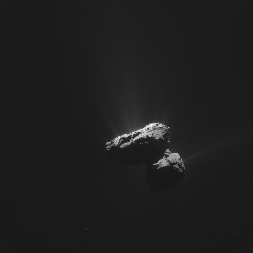 ESA_Rosetta_NAVCAM_20150714