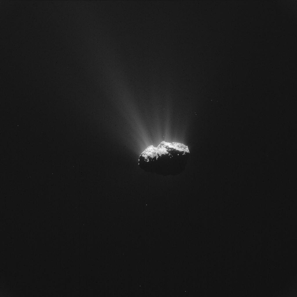 ESA_Rosetta_NavCam_20150812b_LR