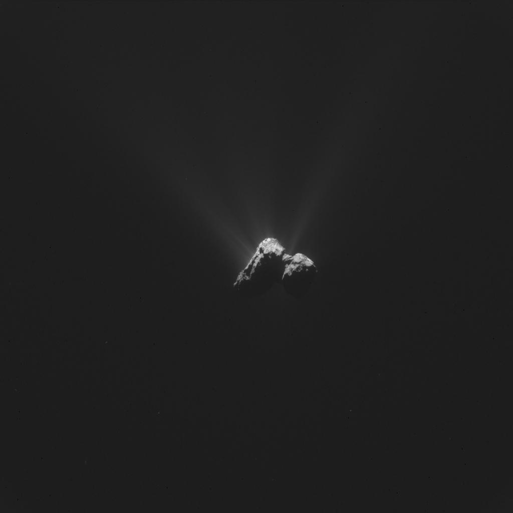 ESA_Rosetta_NavCam_20150816