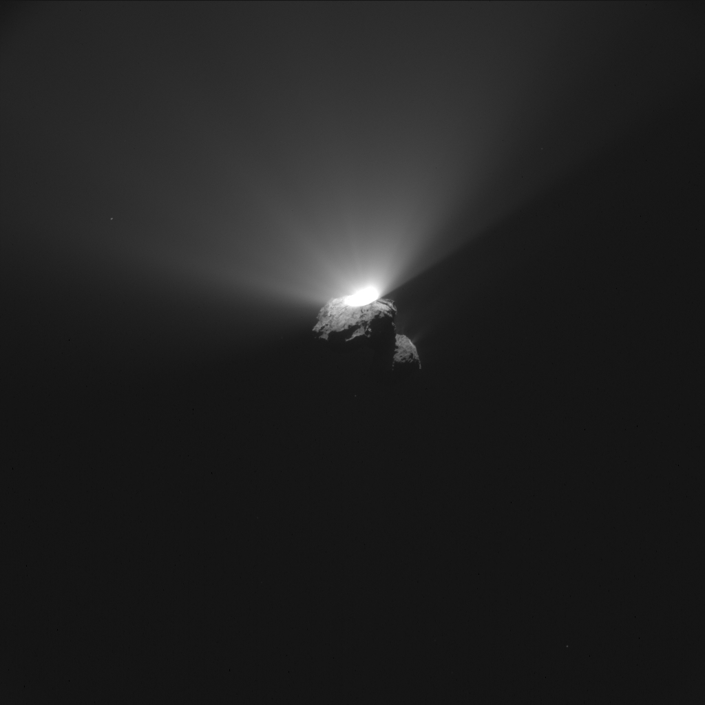ESA_Rosetta_NavCam_20150822