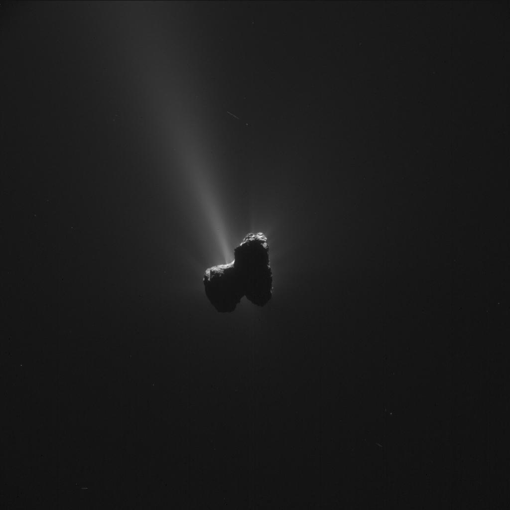 ESA_Rosetta_NAVCAM_20150911
