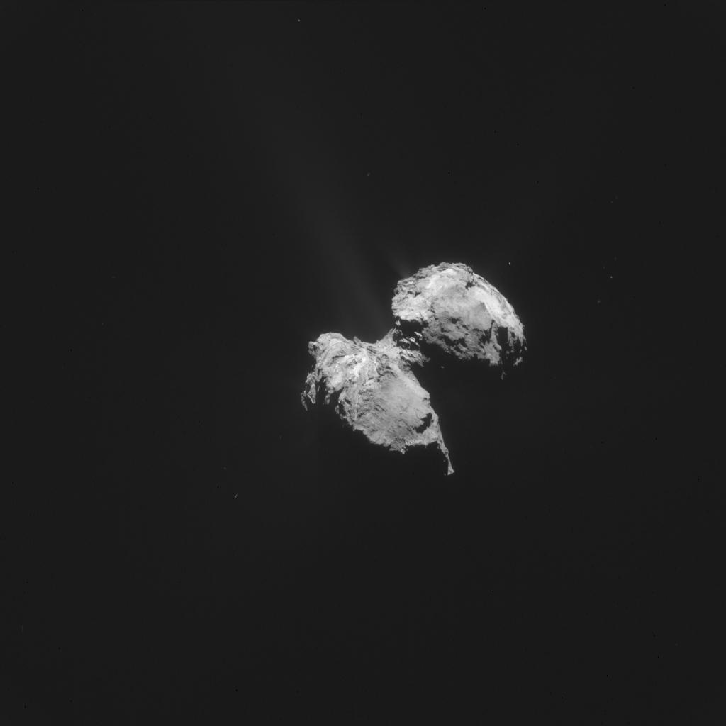 ESA_Rosetta_NavCam_20151117