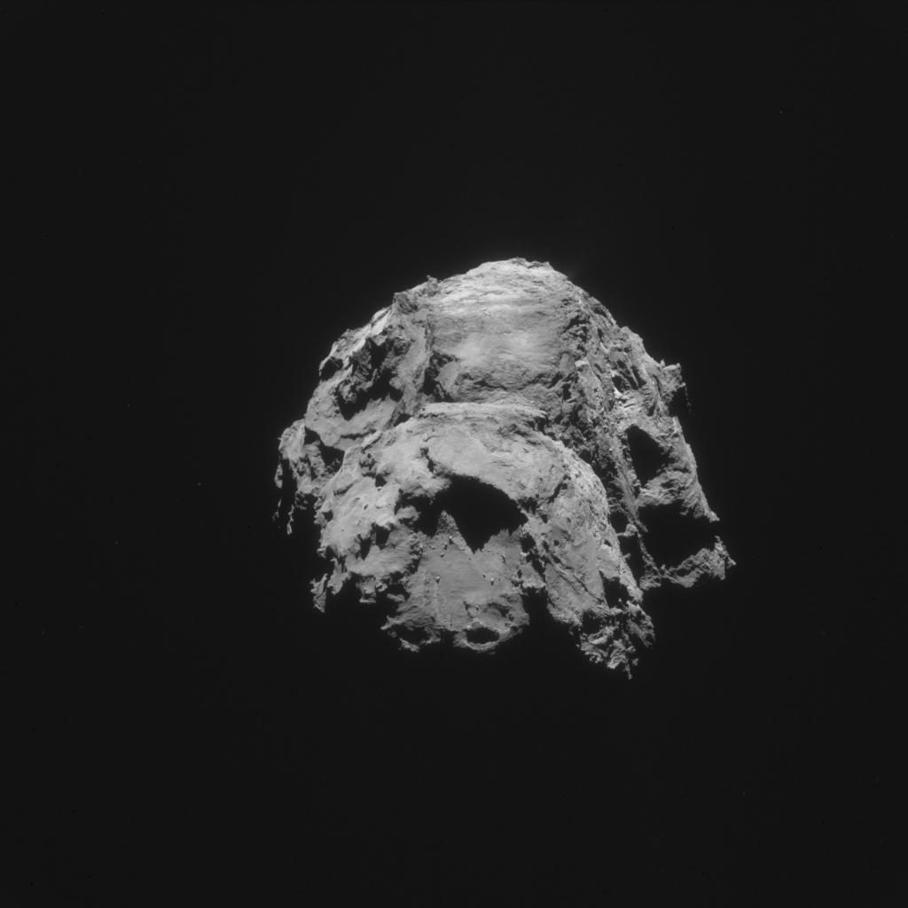 ESA_Rosetta_NAVCAM_20160121