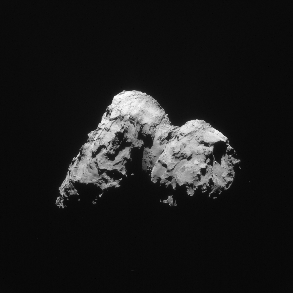 ESA_Rosetta_NavCam_20160117_LR
