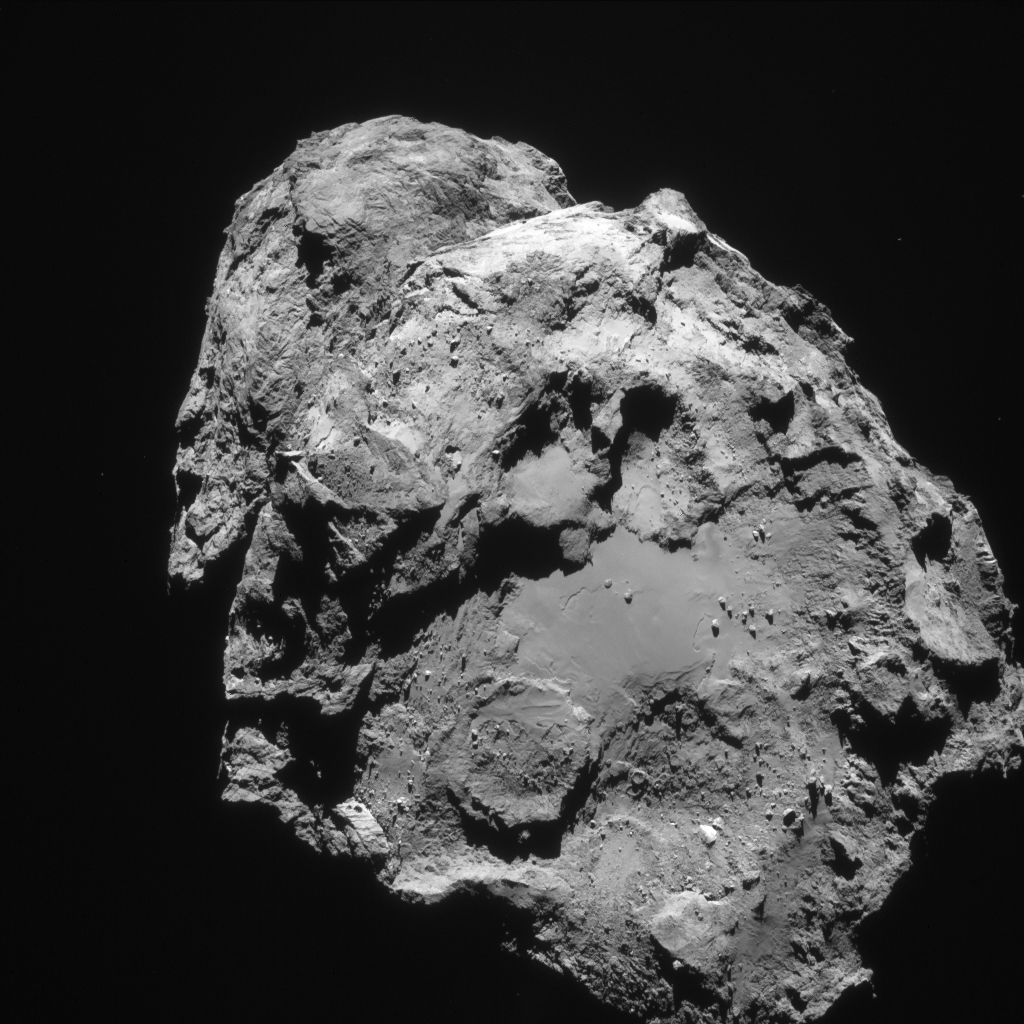 ESA_Rosetta_NAVCAM_20160205T060304enhanced