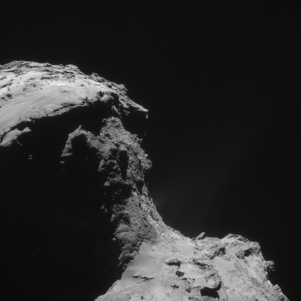 ESA_Rosetta_NAVCAM_20160222