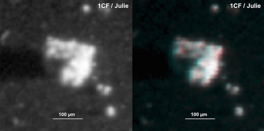 ESA_Rosetta_COSIMA_dust_Julie