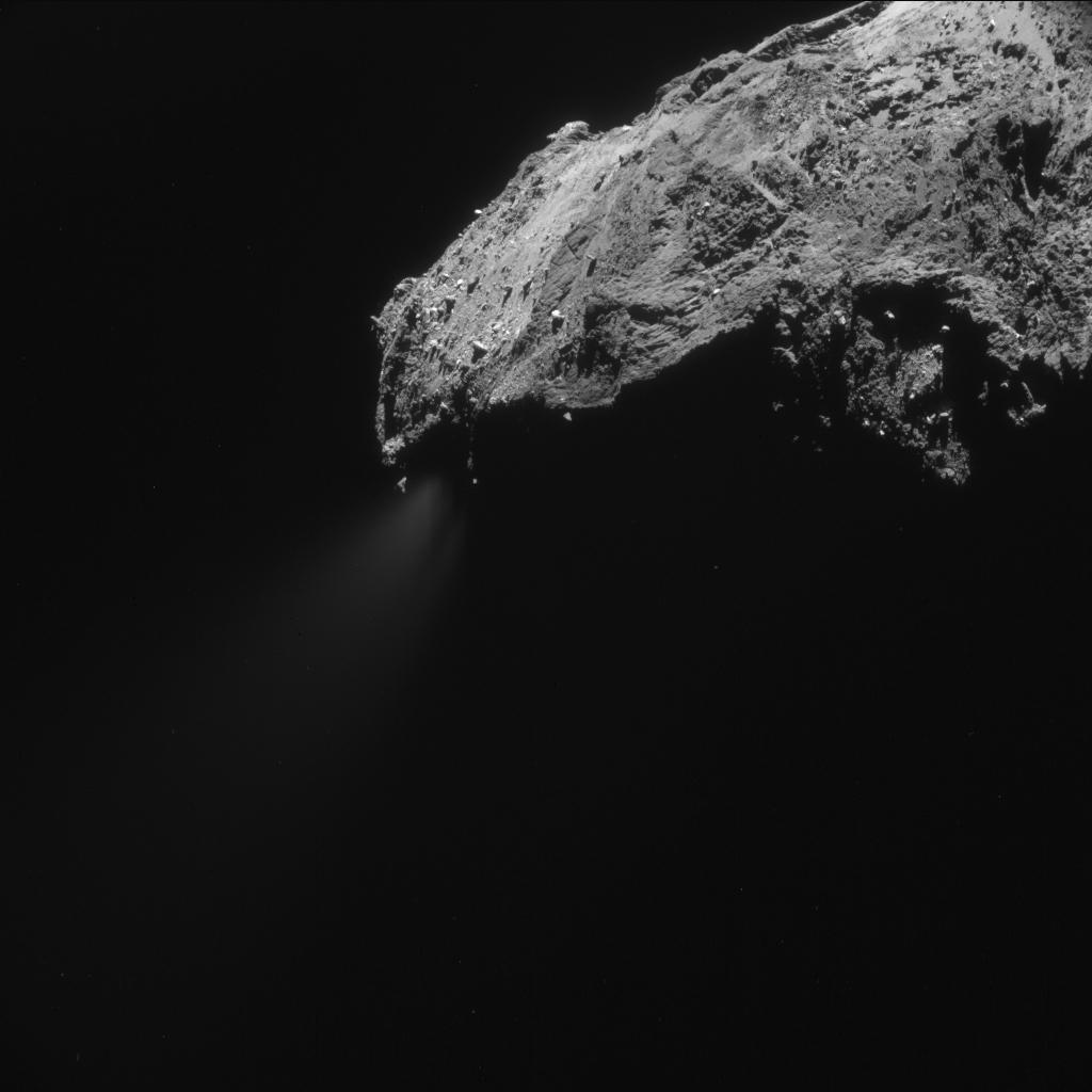 ESA_Rosetta_NavCam_20160301
