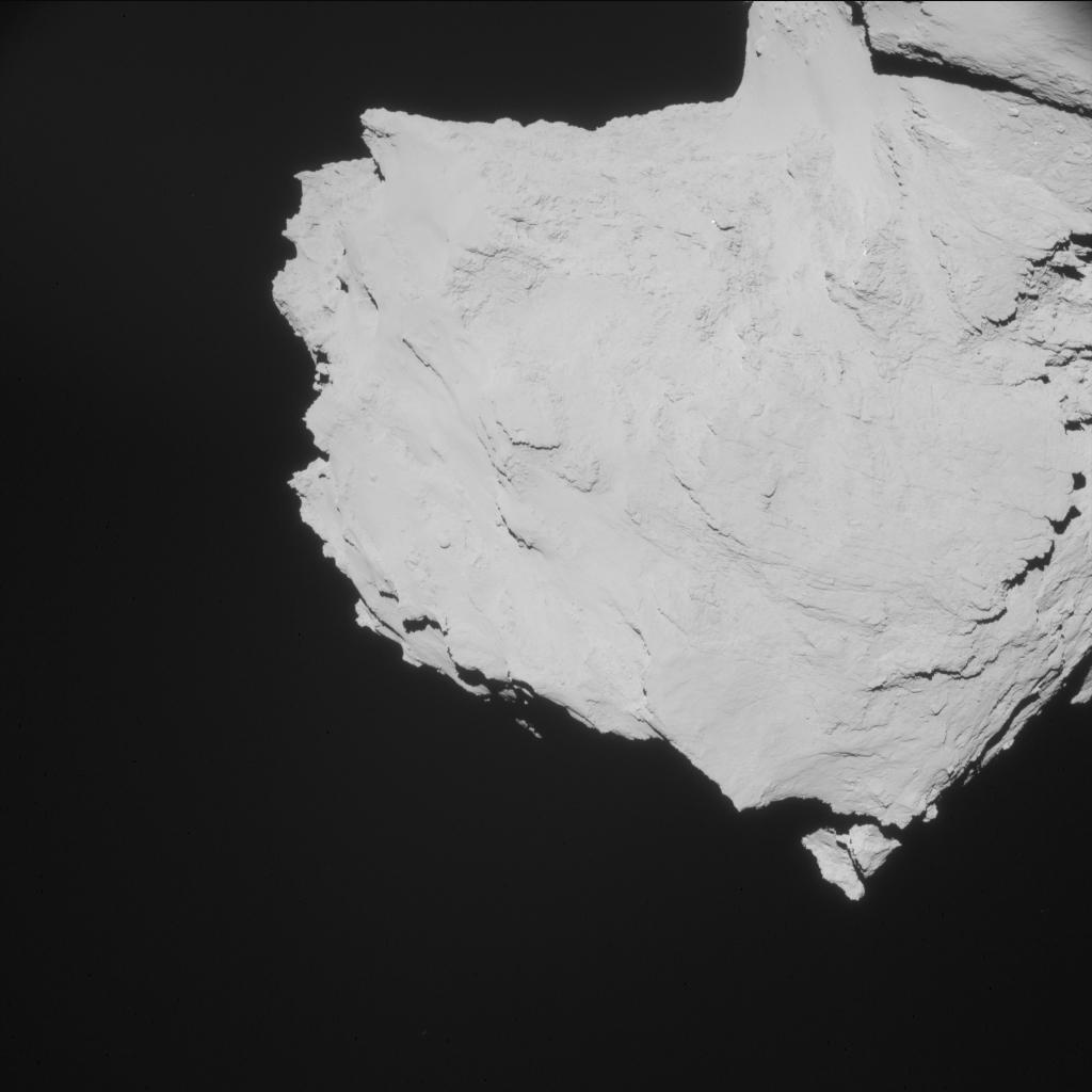 ESA_Rosetta_NAVCAM_20160410