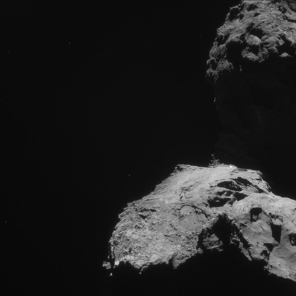 ESA_Rosetta_NAVCAM_20160419