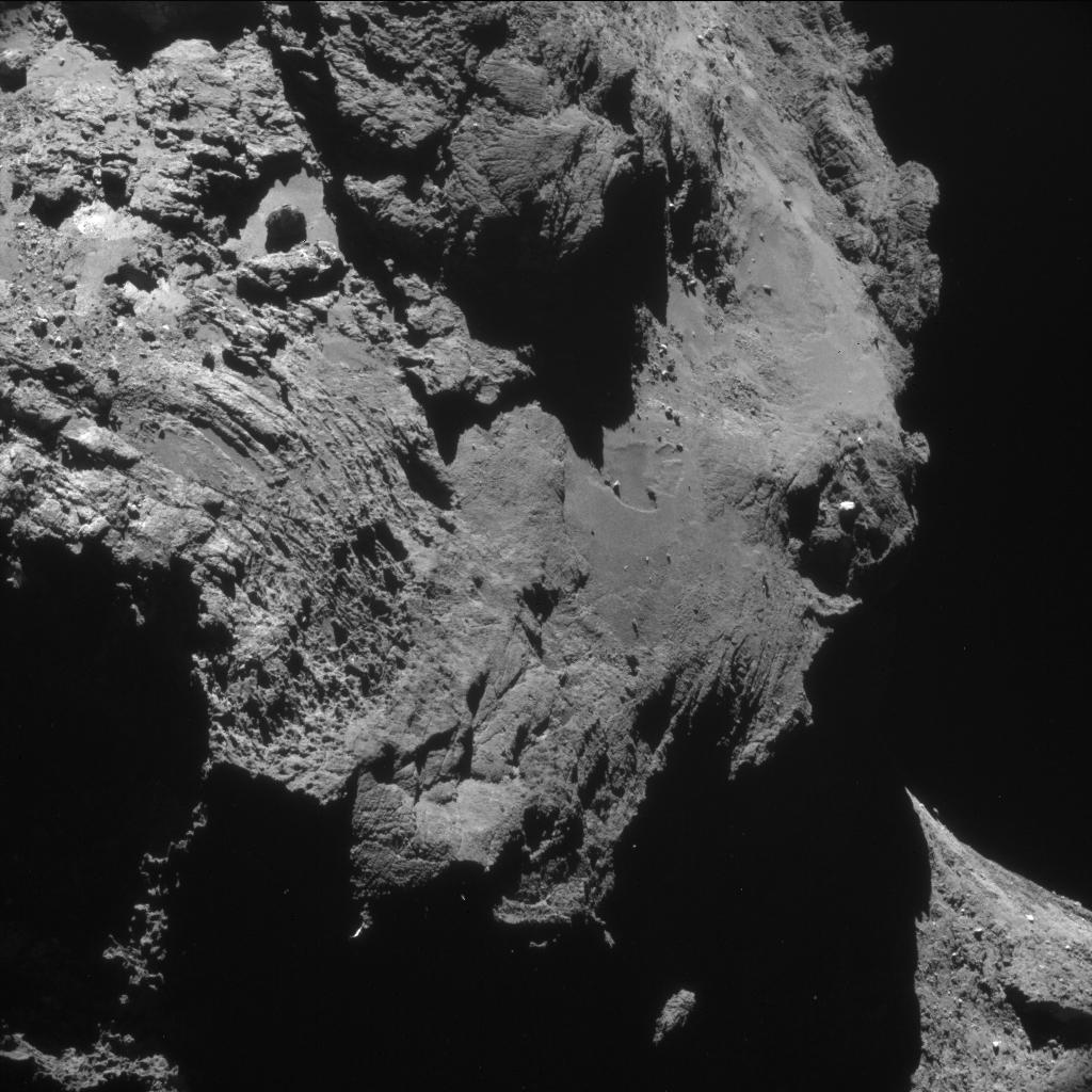 ESA_Rosetta_NAVCAM_20160501