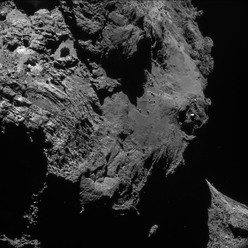 ESA_Rosetta_NAVCAM_20160501_LR