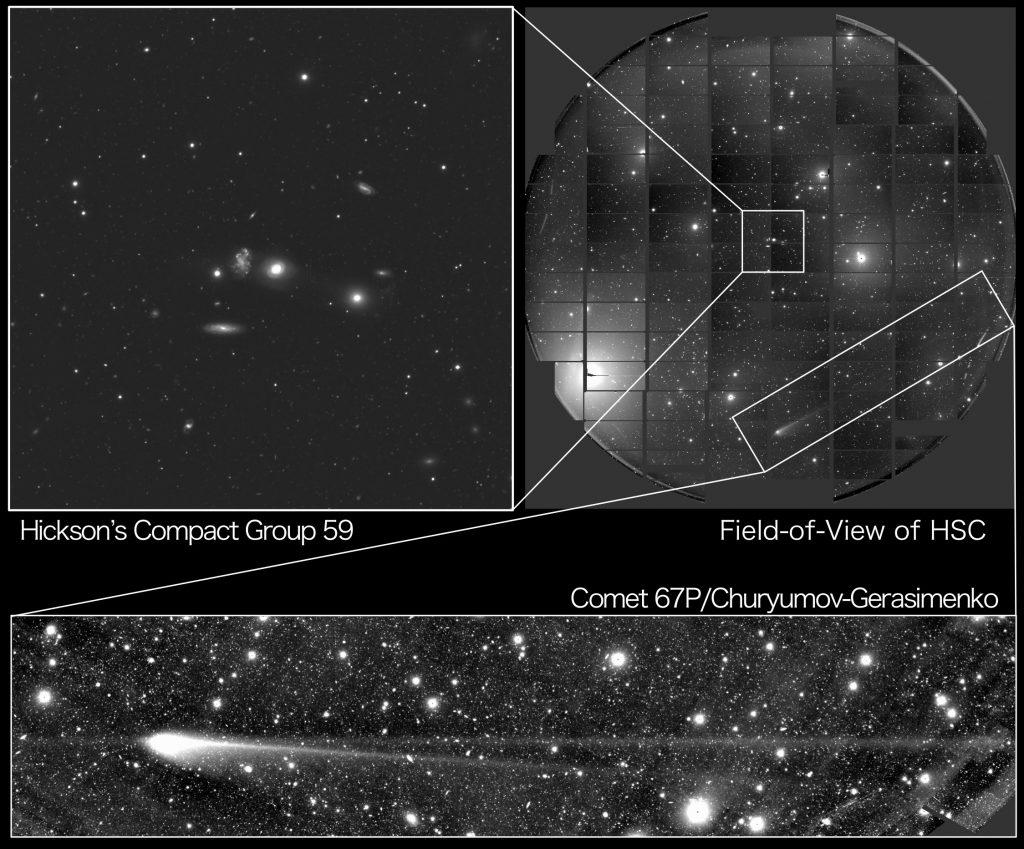 HSC_Subaru_Comet67P