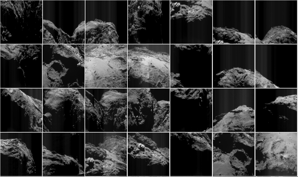 The latest batch of images can be found in folder 'Rosetta Extension 2 MTP028'