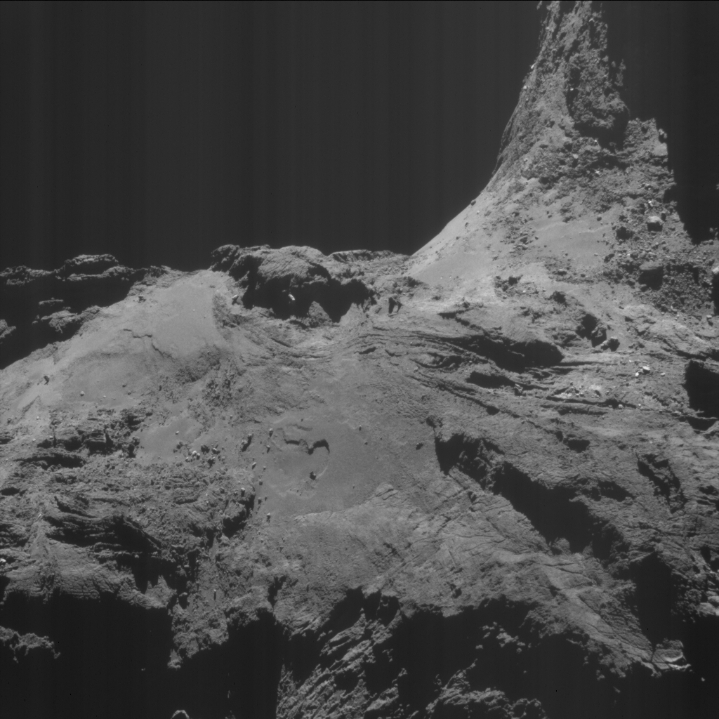 ESA_Rosetta_NAVCAM_20160625