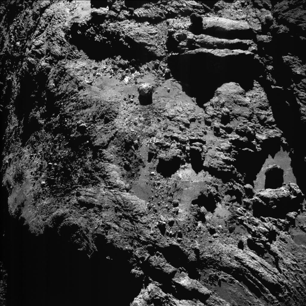 ESA_Rosetta_NAVCAM_20160709_LR