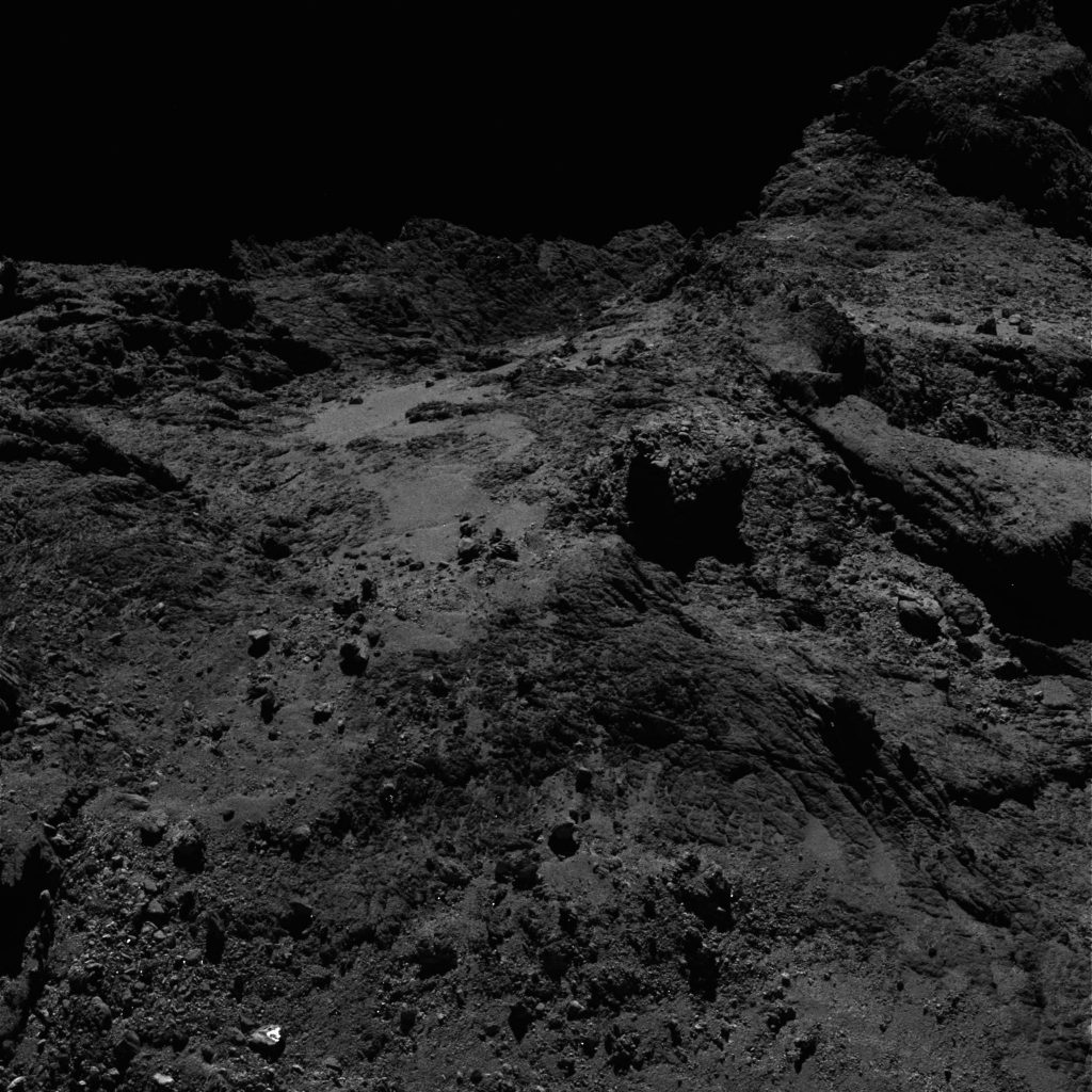ESA_Rosetta_OSIRIS_NAC_2016-06-25