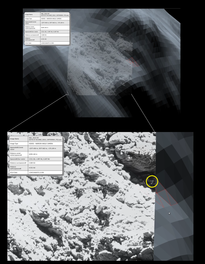 The story behind finding Philae | Rosetta
