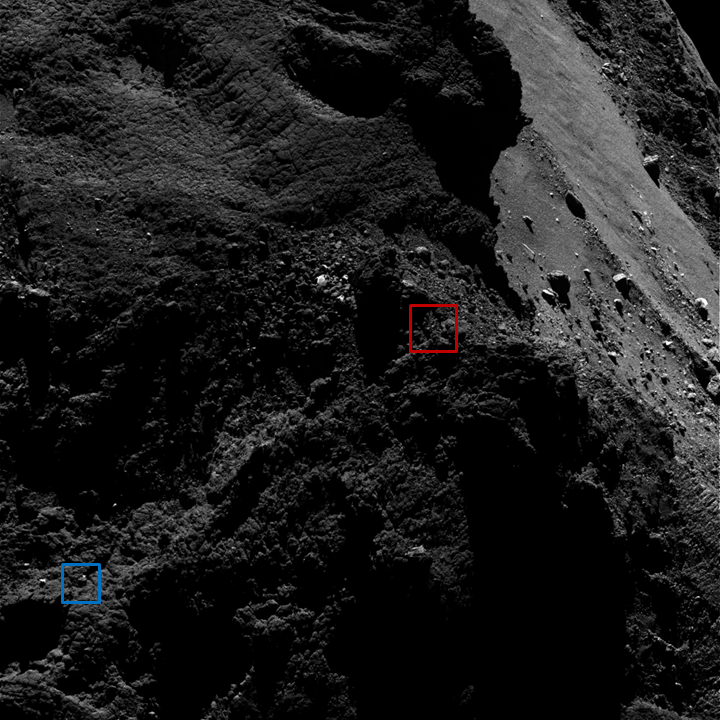 philae rosetta location - photo #20