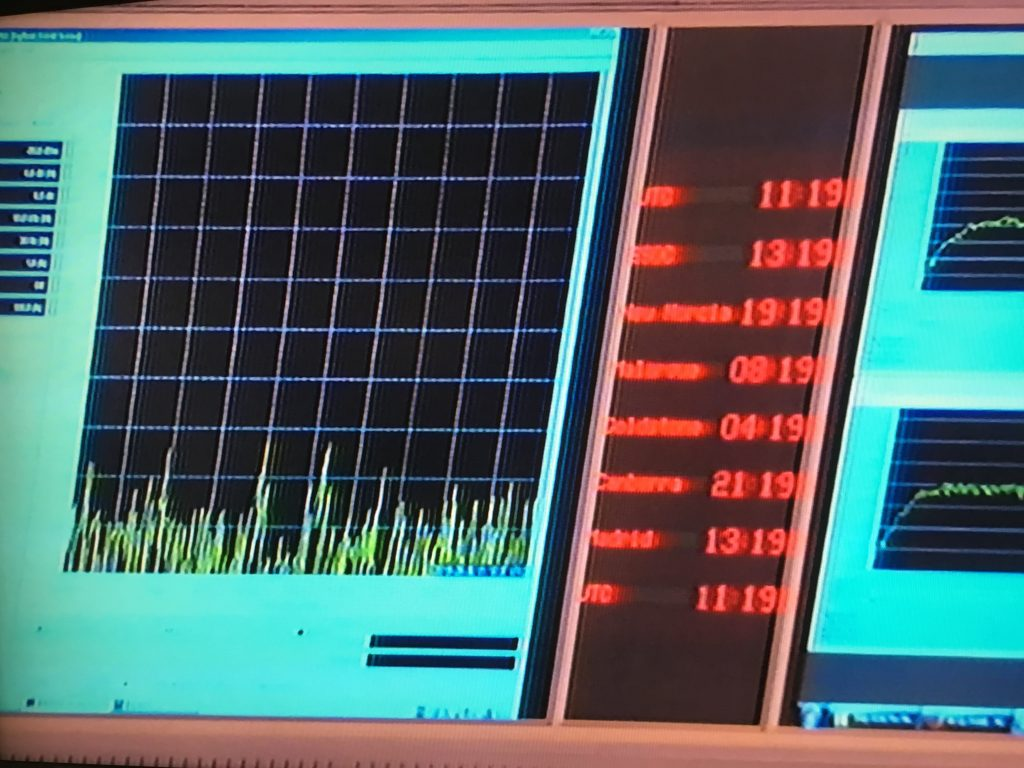 Rosetta's radio signal is gone Credit: ESA
