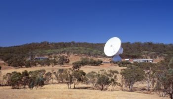 New Norcia tracking station