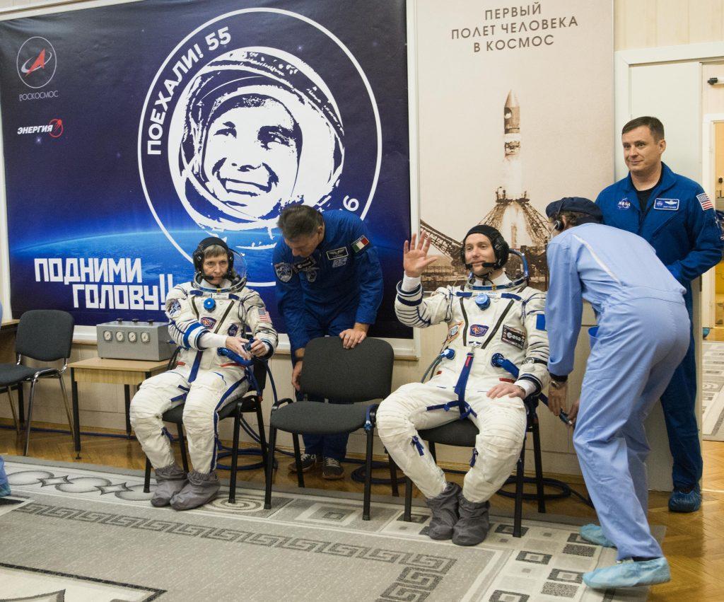 Vol Soyuz FG /MS03J-0