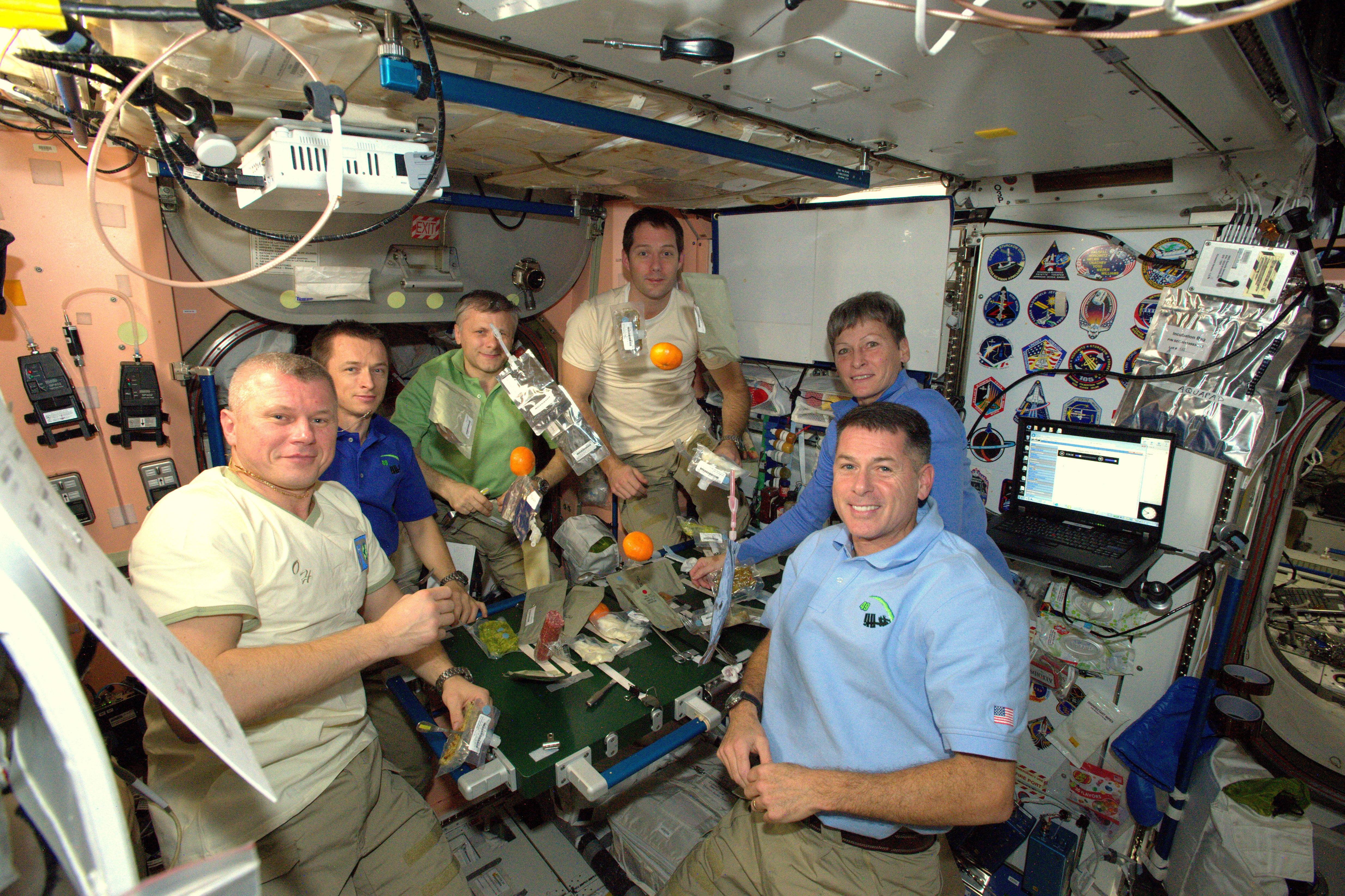 Astronauts on the ISS are having more fun than you  INSIDER