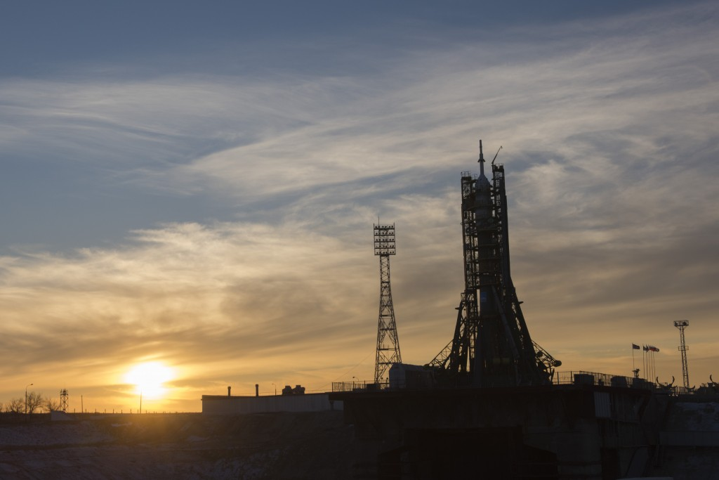 Soyuz rocket. Credits: ESA-S. Corvaja