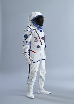 Replica Sokol suit.