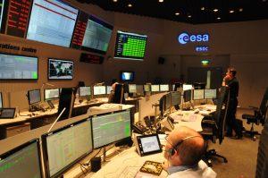 LISA Pathfinder Flight Control Team training Credit: ESA - CC BY-SA IGO 3.0